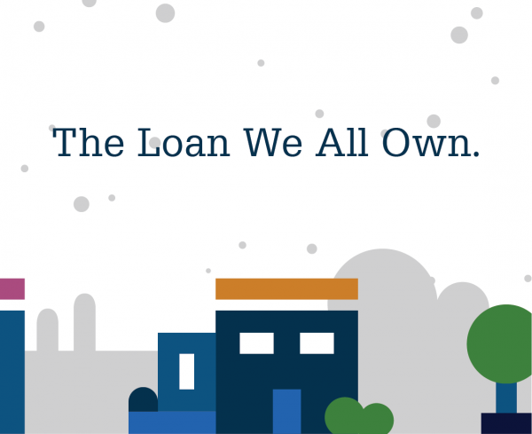 Loan We All Own Illustration